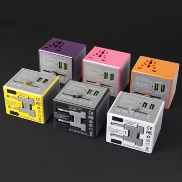 TSK - 全球通用W5萬用旅行充電器