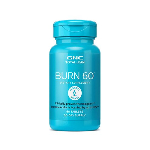 GNC Total Lean Burn 60 燒脂丸 [60粒裝]