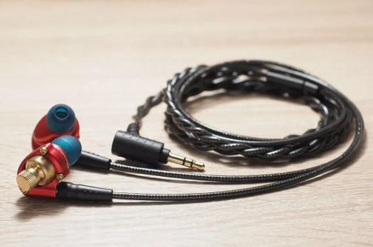[香港行貨】Acoustune HS1551 CU 全日本製10mm大動圈監聽耳機【2色】