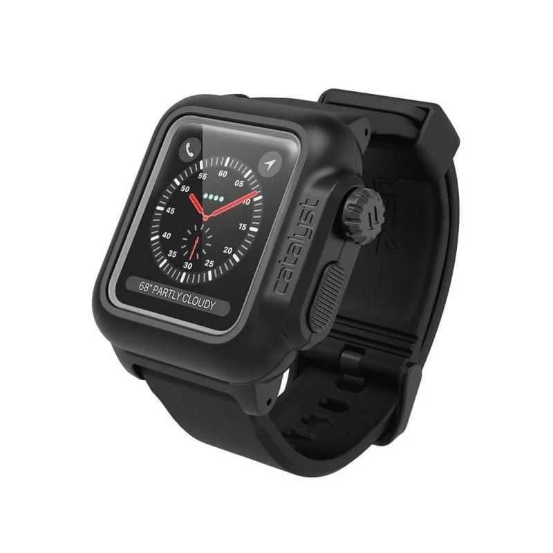 美國 Catalyst Apple Watch 高級防水防撞保護裝甲外殼