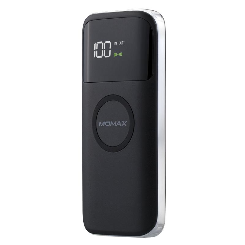 Momax Q.Power Air2 無線充電流動電源 10000mAh IP90 [2色]