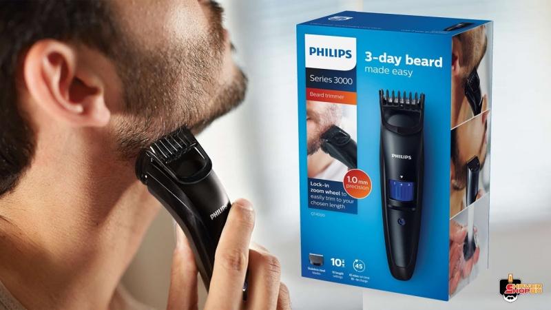 Philips QT4000/15 Pro Skin Advanced Trimmer