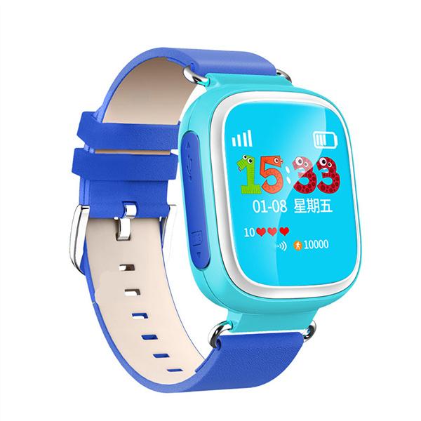 日本JTSK - Q7兒童智能定位電話手錶