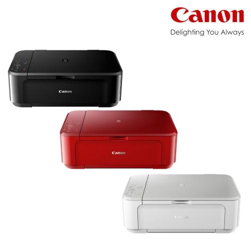 Canon PIXMA MG3670 多合一功能打印機 [3色]