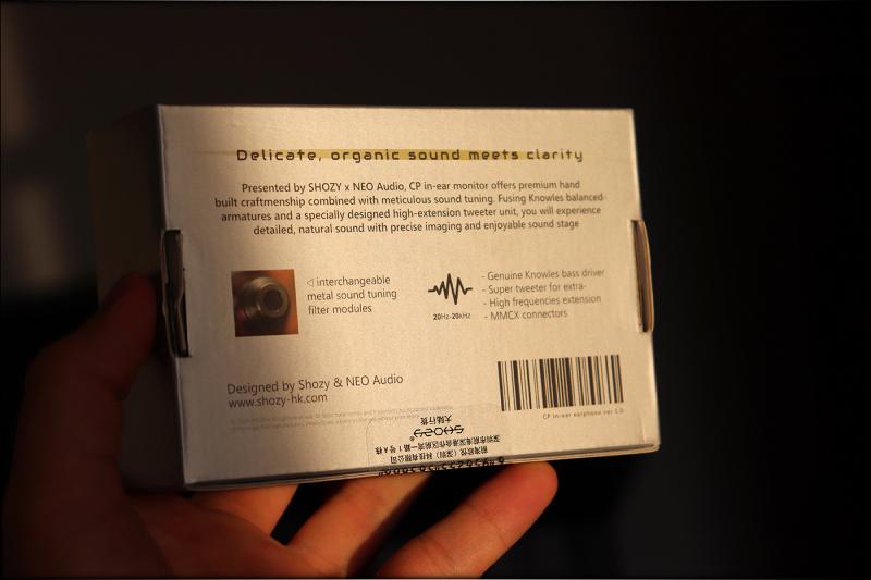 [全港免運] Shozy&Neo CP 3BA IEM (入耳式監聽音箱)3路分頻器