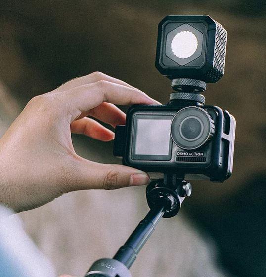OSMO ACTION 相機保持架 Camera Cage 兔籠 (可在osmo action上額外配件)