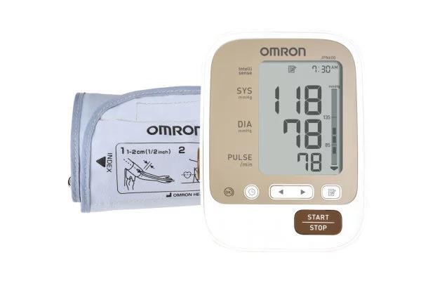 【香港行貨】Omron 手臂式血壓計 JPN600