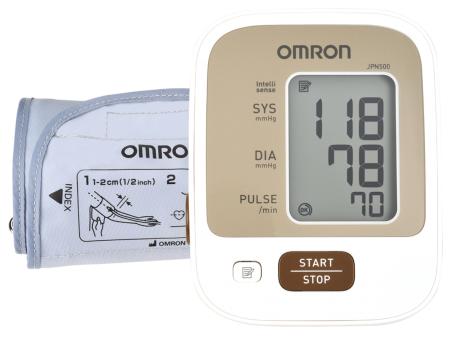 【香港行貨】Omron JPN500 手臂式血壓計