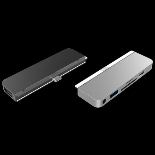HyperDrive iPad Pro 6-in-1 USB-C Hub for iPad Pro 2018