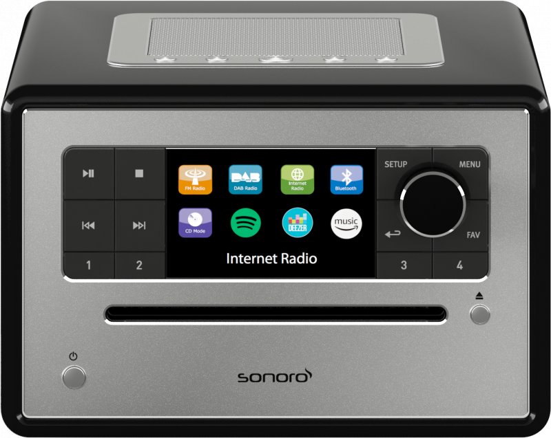 sonoro Elite CD/串流音響系統 CD streaming Music System