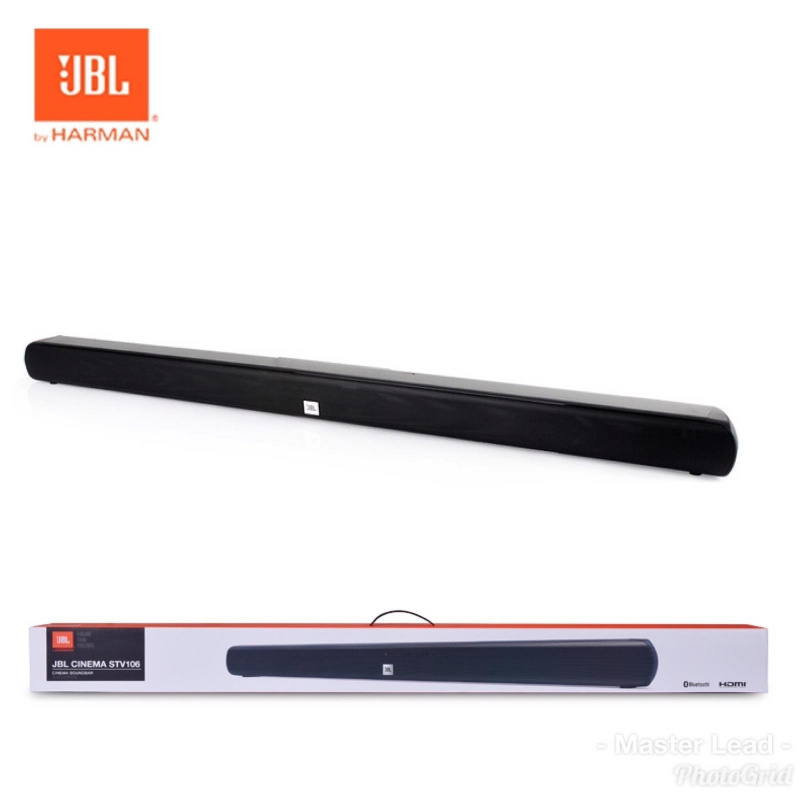 JBL by Harman CINEMA STV-106 Sound Bar 藍牙音箱