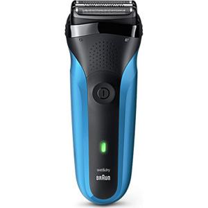 Braun 百靈牌 310S 可充電乾濕兩用電鬚刨