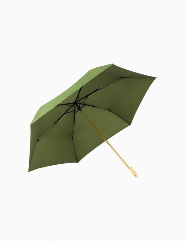 Boy BY3080 三折超輕小彎柄公主傘 [3色]