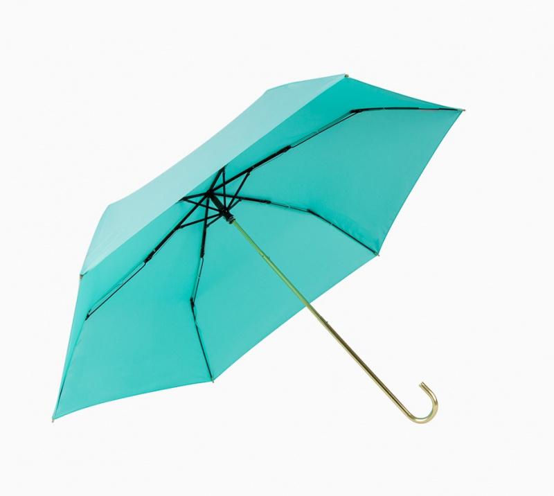 Boy BY3007A 三折超輕小彎柄公主傘 [3色]