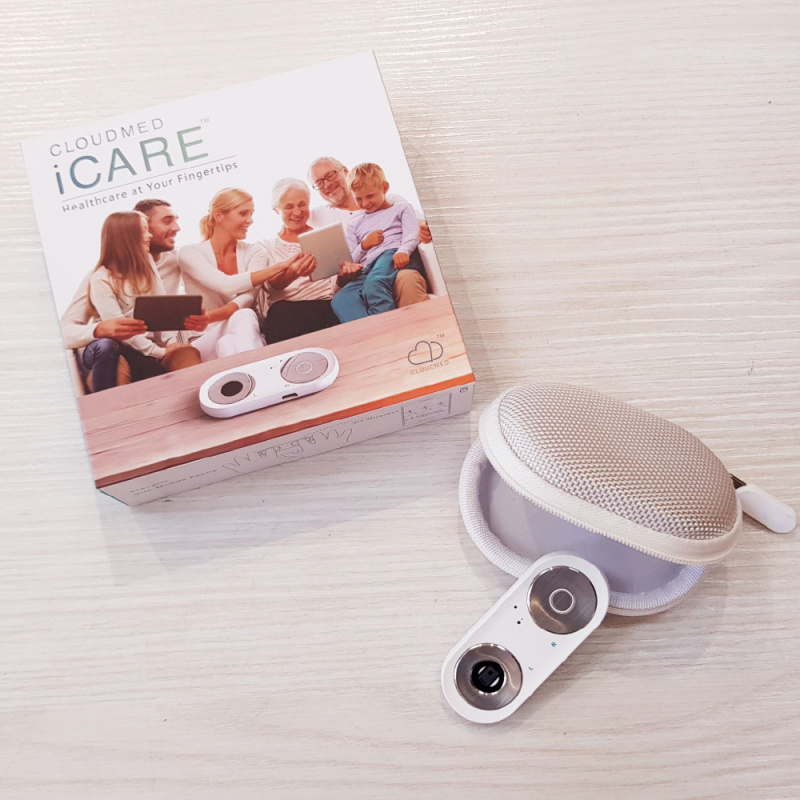 iCare 8-in-1 Healthcare Device 愛健康8-in-1 檢測儀