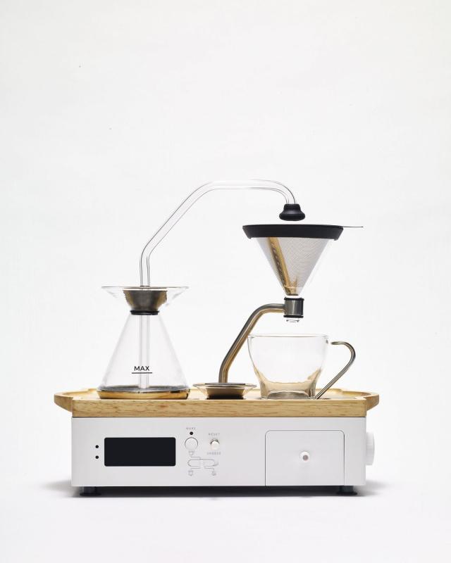 BARISIEUR 智能蒸餾咖啡鬧鐘[2色】