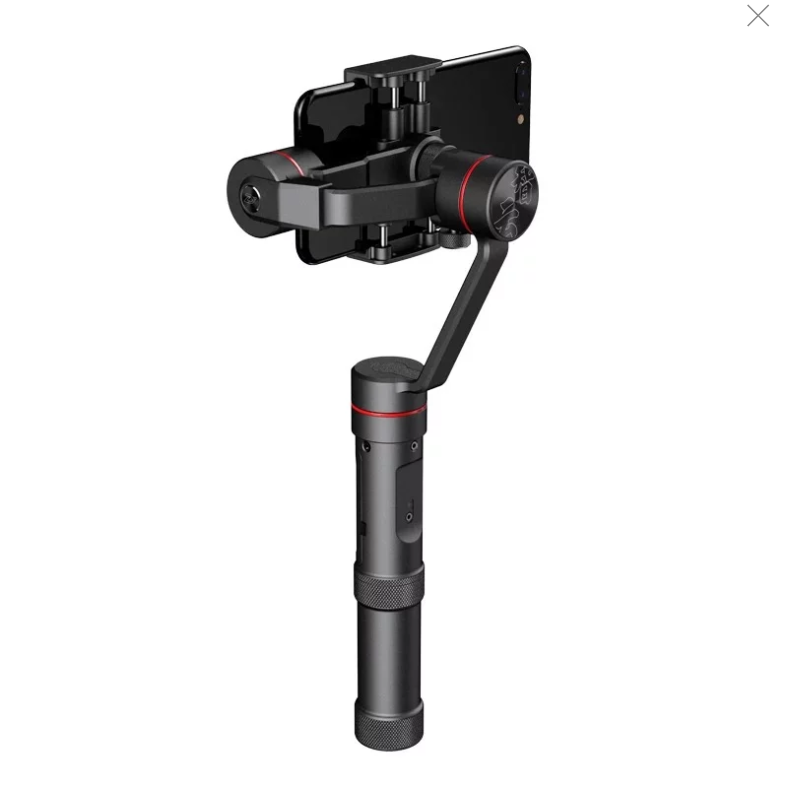 Zhiyun Smooth 3 手機三軸穩定器 [黑色]