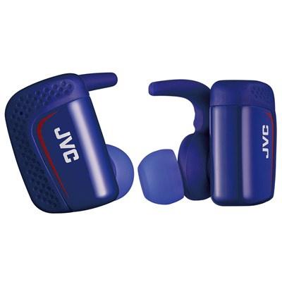 JVC HA-ET900BT 全無線運動耳機 [藍色]