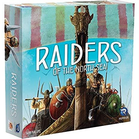 北海掠奪者 - Raiders of North Sea