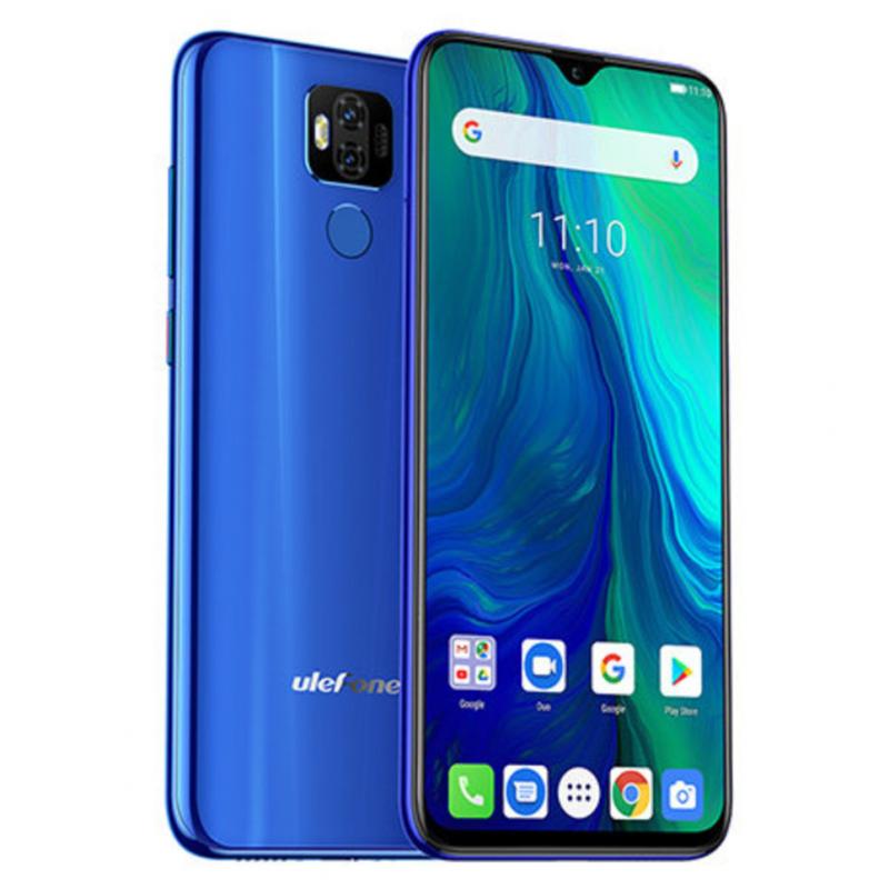 "Ulefone - Power 6 - 6350mAh 特大電量 / 6.3"" FHD+ / NFC / Android 9.0"