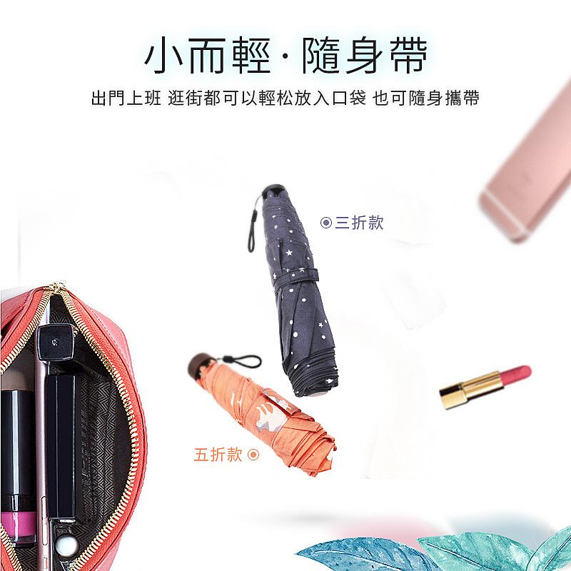 日本nifty colors超小的傘mini 晴雨兩用傘【多色】