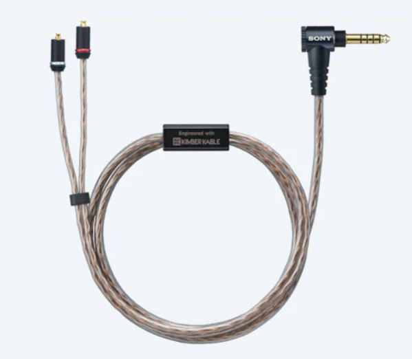SONY MUC-M12SB1 [1.2 米標準平衡插頭]