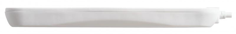 英國Masterplug - 2位 USB 2.1A 及 4位X13A防雷拖板 線長2米 白色 SRGU42N
