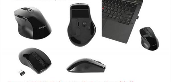 Targus AMP615AP Wireless 6-Key BlueTrace Mouse