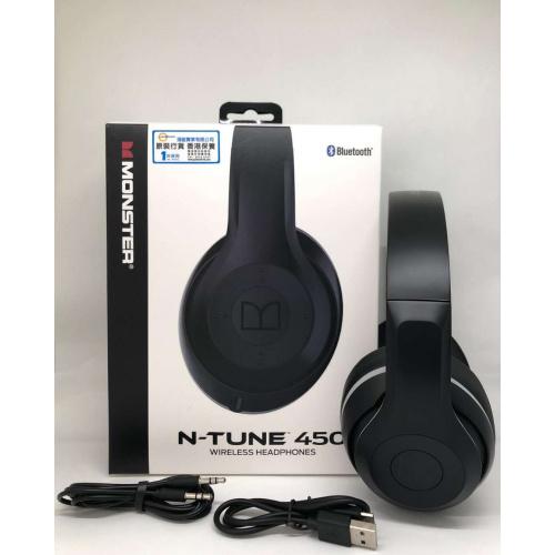 Monster N-TUNE 450 Wireless headphones