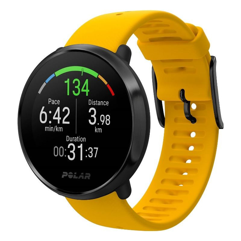 POLAR IGNITE FITNESS 手錶 GPS 心率