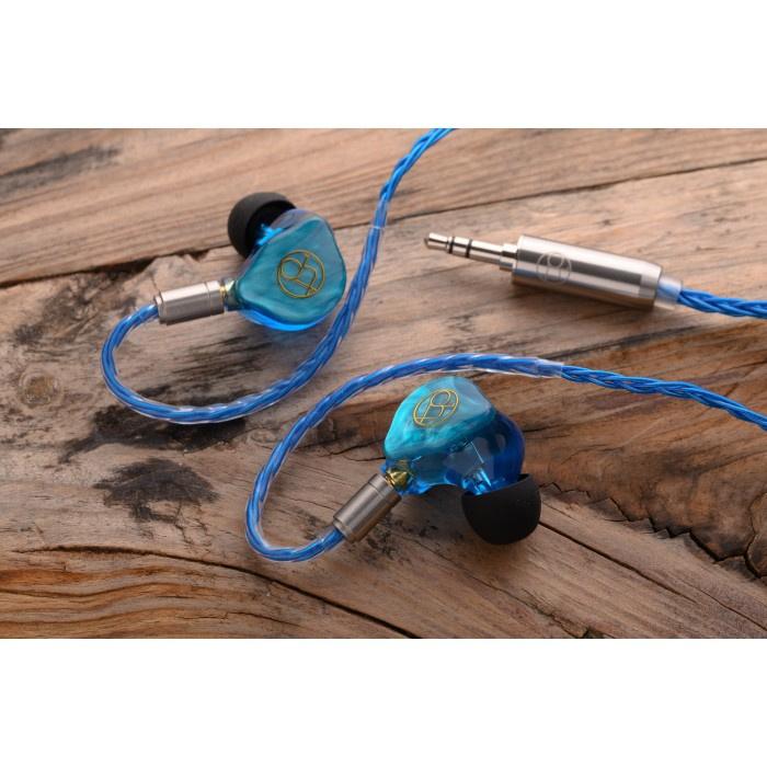 【香港行貨】Tingpod Aurora Hi-Fi 高保真動鐵音樂耳機 HIGH-END IEN [4色]