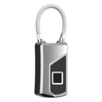 美国 Anylock-B2 隨身 智能 指紋 箱包鎖