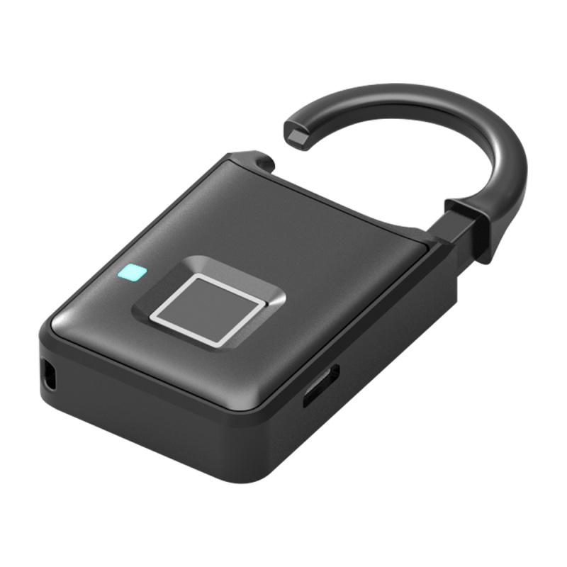 美国 Anylock-B3 隨身 智能 指紋 箱包鎖