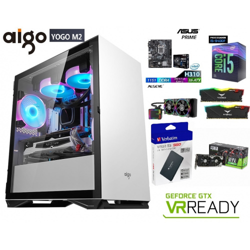 👉AccessPoint{白色主義,暑期終極一劈!強勁高階I5 9400F+雙風扇RTX 2060 6G+DDR4 3000 32G RAM水冷電競組合(連正版WIN10!!)+ASUS H310ME電競主板+DDR4 3000 32G RAM+大容量 512G SSD(讀取速度550MB/s速度超乎想像)+白色強化玻璃透側電競機箱!