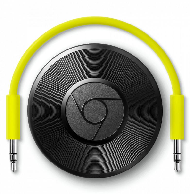 Google Chrome Audio