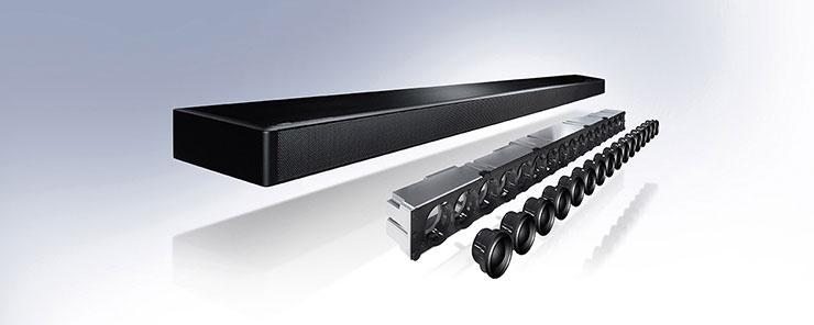 【香港行貨】Yamaha MusicCast YSP-2700