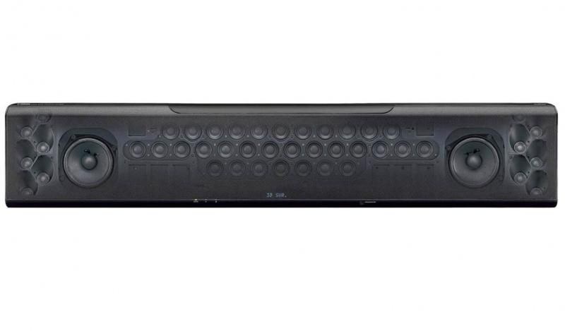 【香港行貨】Yamaha YSP-5600