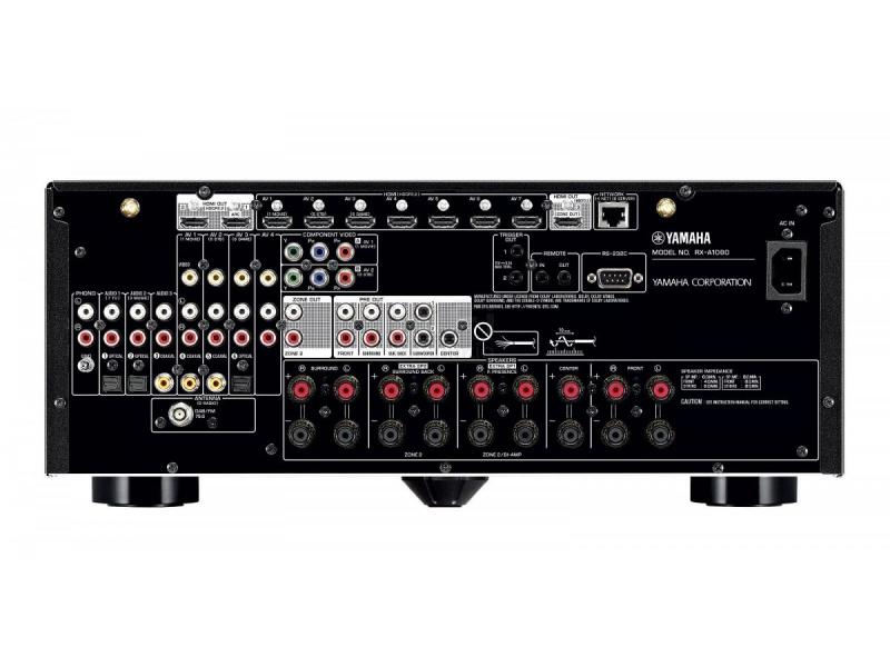 【香港行貨】Yamaha RX-A1080