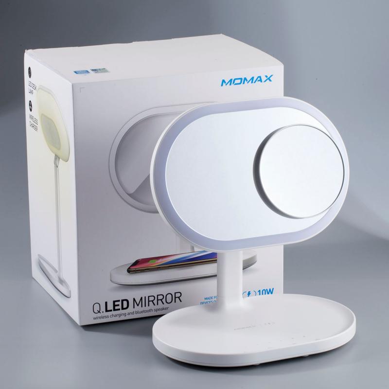 MOMAX Q.LED MIRROR