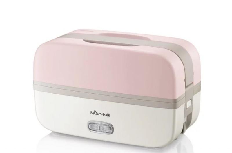 🍲拒絕外賣🍱 Bear 小熊便攜電熱飯盒 DFH-B10J2