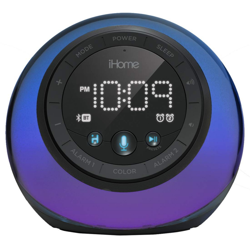 iHom IBT297 Color Charging Alarm Radio Speaker