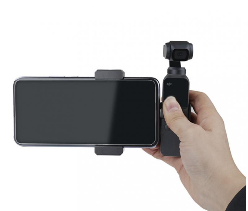 專業 DJI OSMO Pocket 新款電話拍攝架 (適合大部分手機型號)
