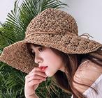 夏日必備 拉菲草草帽[5色]