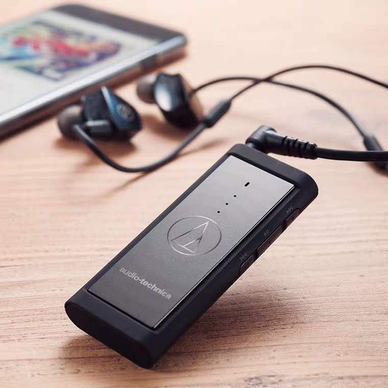 【香港行貨】日本 Audio Techinica AT-PHA55BT 無線藍牙耳機放大器
