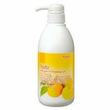 Nursery Make up & UV Cleansing Ge l#Yuzu Ginger 500ml