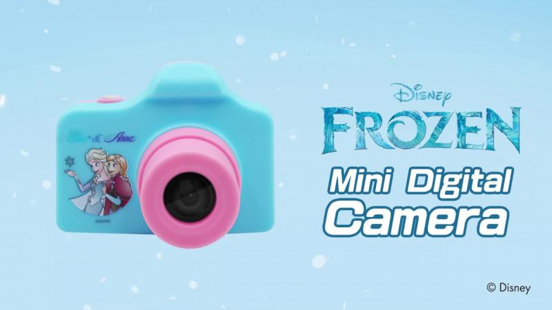 Disney Frozen 迷你數碼相機
