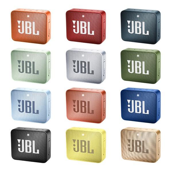 【香港行貨】JBL GO2 bluetooth speaker 無線迷你藍牙喇叭[12色】