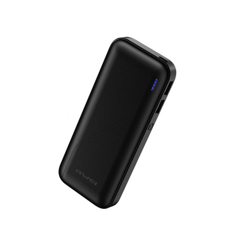 AWEI 10000mAh 外置充電器 P75K (隨機顏色)
