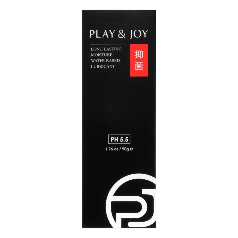 PLAY & JOY 抑菌 50ml 水性潤滑劑