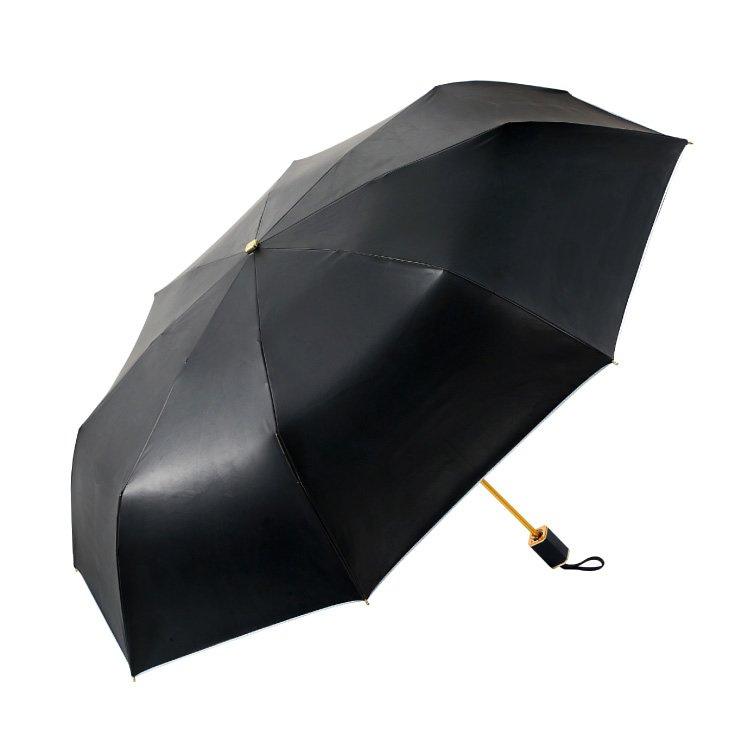 boy 三折防紫外線摺疊雨傘 (蠟染)